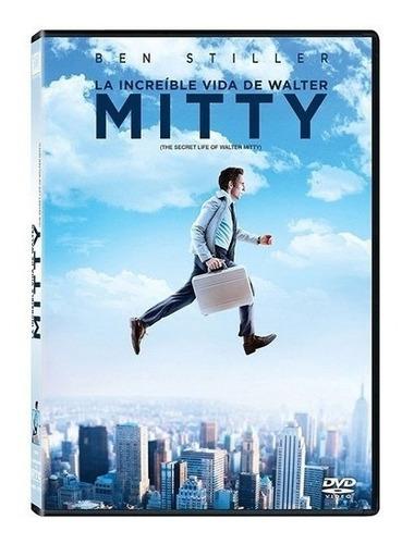 Imagen 1 de 3 de La Increíble Vida De Walter Mitty   Dvd Nuevo