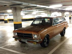 Chevrolet Caravan Opala 4cc 78