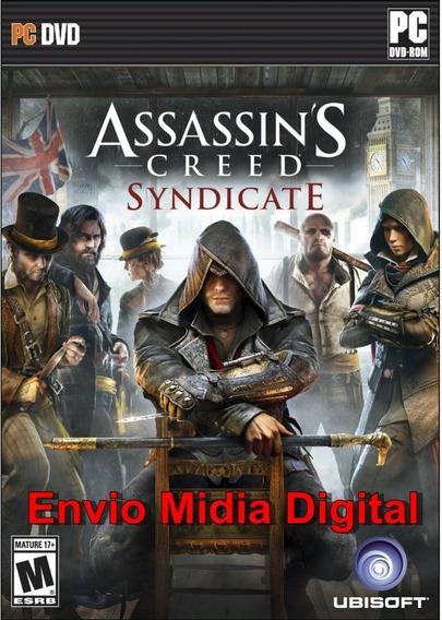 Assassins Creed Syndicate Pc Hd Original