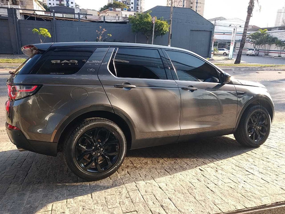 Land Rover Discovery Sport 2016 2.0 Si4 Hse Blindado