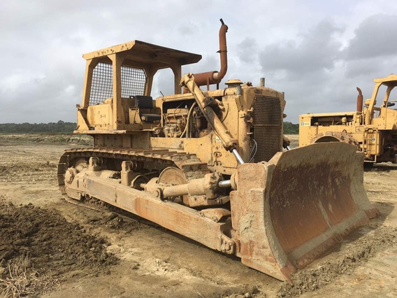 D8h Caterpillar Bulldozer Tractor D8h Cat