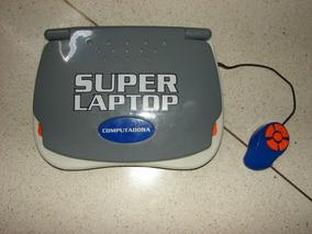 Super Laptop Juguete Para Niños Usada