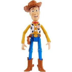 Toy Story 4 Boneco Eletronico Woody Com Sons Gfl90 - Mattel