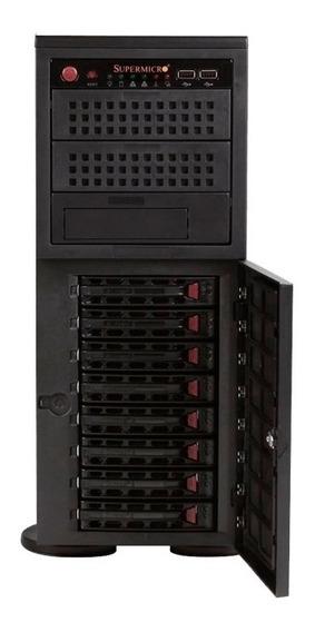 Servidor Torre Supermicro 2 Processadores Xeon - Hd 2tb 64gb