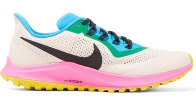 Nike Air Zoom Pegasus 36 Trail Mesh And Leather