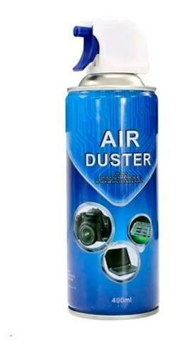 Imagen 1 de 4 de Lata Aire Comprimido Air Duster 400ml