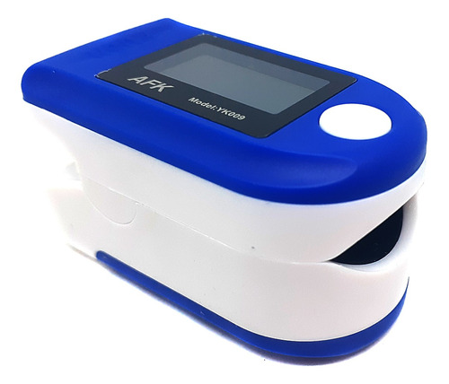 Oximetro De Pulso Saturometro Digital Homologado Anmat Same