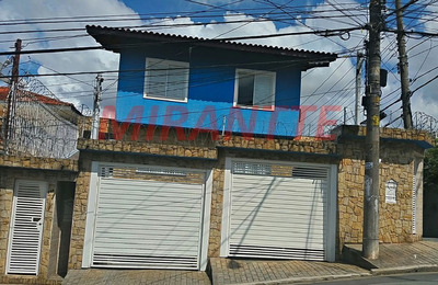 Sobrado Em Tucuruvi - São Paulo, Sp - 319379
