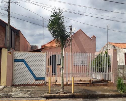 Casa À Venda Na Vila Assis - Sorocaba/sp - Ca11112 - 68531706