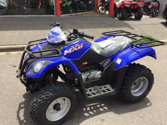 Cuatriciclo Kymco Mxu 150 - Rps Bikes Saladillo-roque Perez