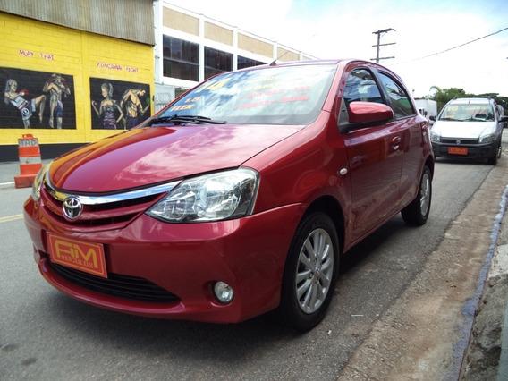 Toyota Etios Xls 1.5 Flex Completo 2015