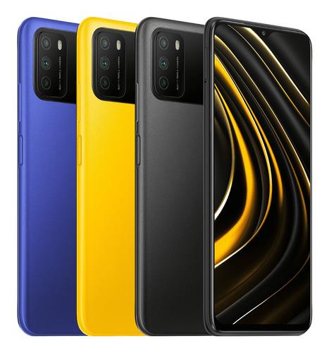 Xiaomi Poco M3 128gb/4gb 6.53'' Cam 48mp/8mp 6000mah Oferta