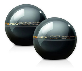 Kit Tratamento Cosmetico Restaurador Avon Renew Ultimate Sup