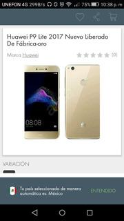 Celular Huawei P9 Elite