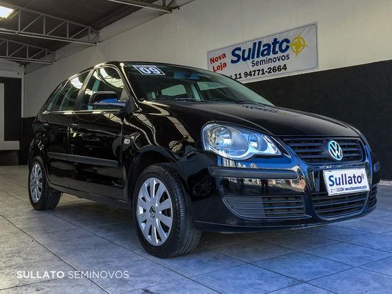 Volkswagen Polo Hatch 1.6 Mi 8v Flex 4p