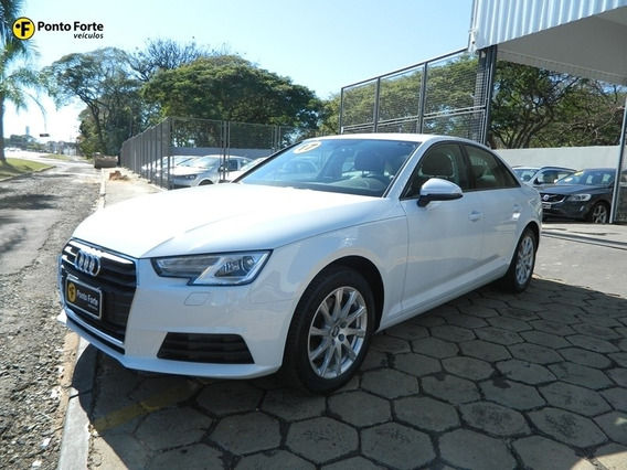 Audi A4 2.0 Tfsi Attraction Gasolina 4p S Tronic 2016/2017