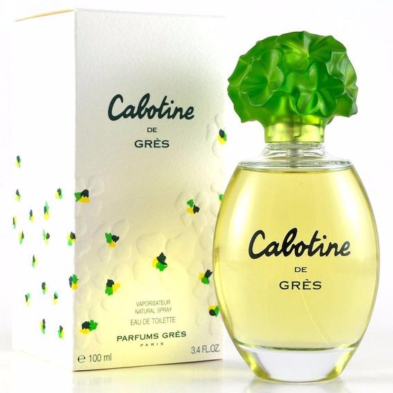Perfume Cabotine De Grés Edt 100ml Original