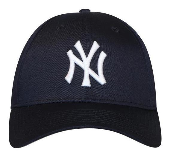 Gorra Mlb New York Ny Yankees Azul Unitalla Envio Gratis