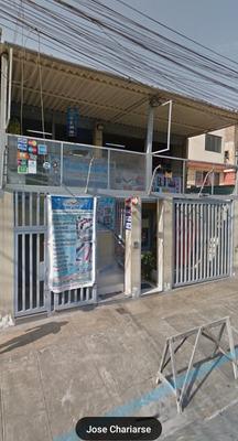 Alquilo Casa Terreno Av. San Juan Zona Comercial Excelente U