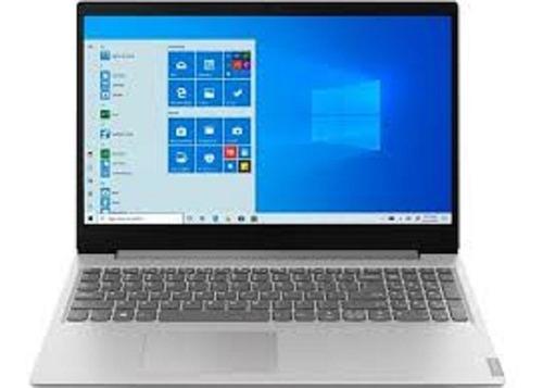 Imagen 1 de 2 de Notebook Lenovo Ideapad Touchscreen I3-1005g1