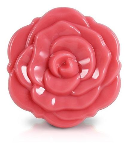 Espelho De Mão Rosa Moldura De Flor - Jacki Design Arf17278