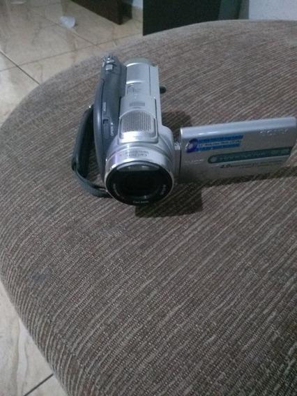 Câmera De Filmagem Sony