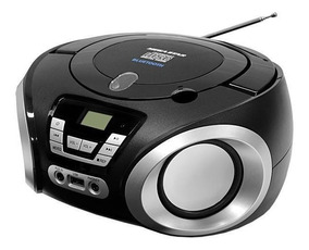 Toca Cd Player Radio Bluetooth/usb/cd/fm Bivolt