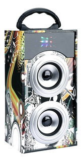 Parlante Portatil Bluetooth Usb Auxiliar Daihatsu D-s22bt