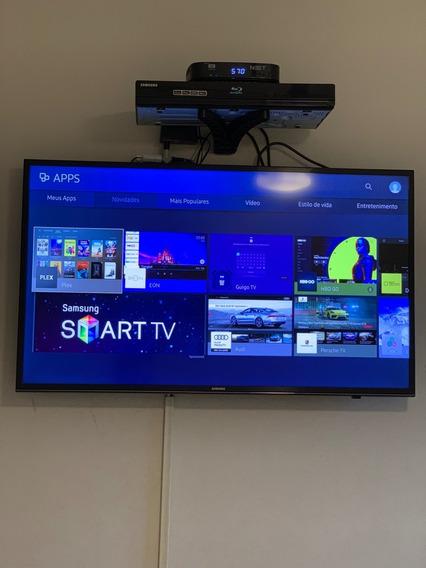 Smart Tv Led 40 Ultra Hd 4k Un40ku6000