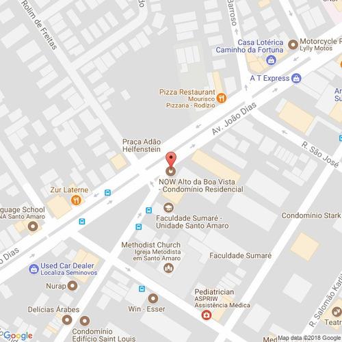 Imagem 1 de 1 de Apartamento Para Venda Por R$560.000,00 Com 2 Dormitórios, 1 Suite E 2 Vagas - Santo Amaro, São Paulo / Sp - Bdi7741
