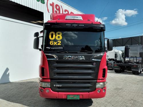 Scania G 380 6x2 2008 G380 G420 R420 R440 R560 Volvo Fh440