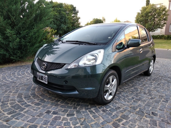 Honda Fit 1.4 Lx-l Mt 100cv 2009