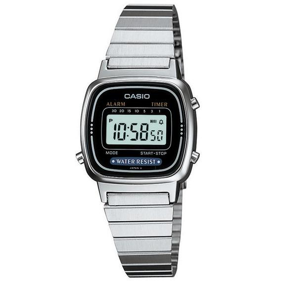 Relógio Casio La670wa-1df 000364redm