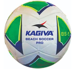 Bola Beach Soccer Híbrid Kagiva Profissional