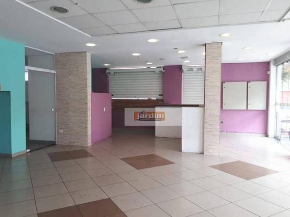 Ponto Para Alugar, Centro De Sbc, Em Posto De Gasolina, 581 M² Por R$ 18.000/mês - Centro - São Bernardo Do Campo/sp - Pt0003