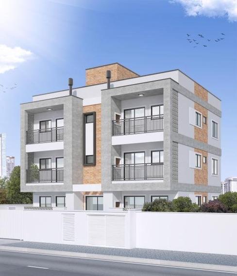 Apartamento Em Itacolomi, Balneário Piçarras/sc De 64m² 2 Quartos À Venda Por R$ 140.000,00 - Ap174982