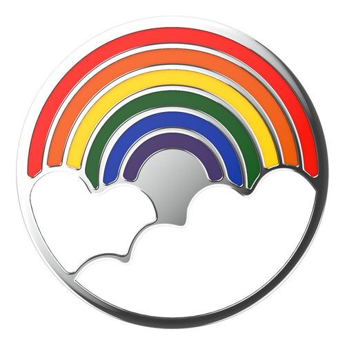 Popsockets Originales - Popgrip Enamel Rainbow