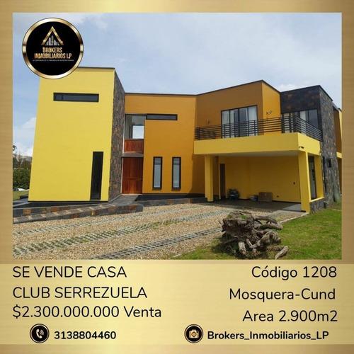 Se  Vende Hermosa Casa Quinta 1208