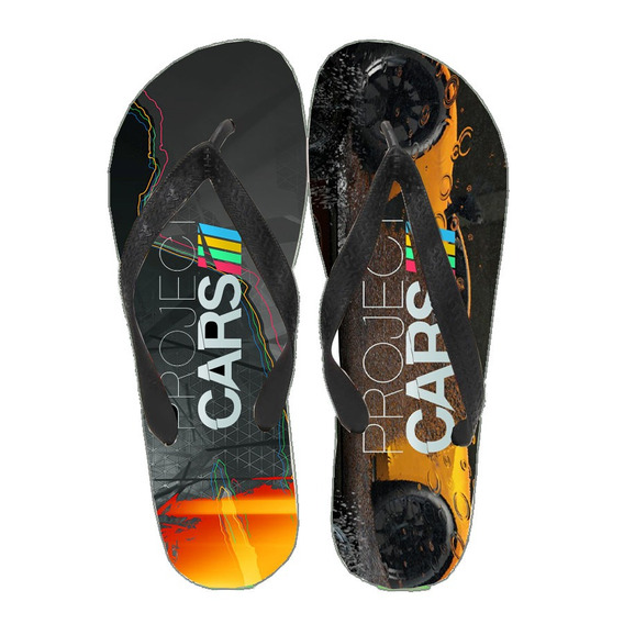Chinelo Project Cars