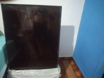 Vendo Tv Lg 4k 49 Pol. Tela Quebrada Valor R$ 600,00 Tv Nova