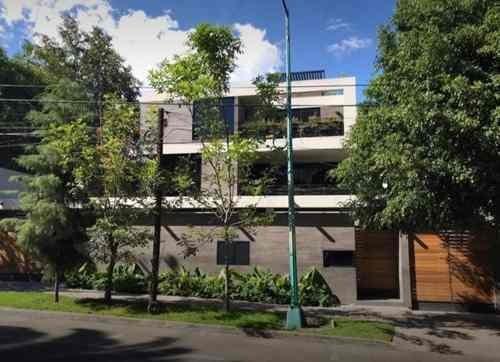 Extraordinario Departamento Amueblado En Explanada, Edificio