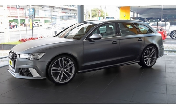 Rs6 4.0 Avant V8 32v Bi-turbo Gasolina 4p Tiptronic 19200km