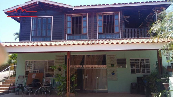 Casa Á Venda 10 Quartos Em Atibaia - Antiga Casa De Repouso - Ca3928
