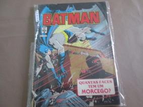 Batman, Quantas Faces Tem Um Morcego?