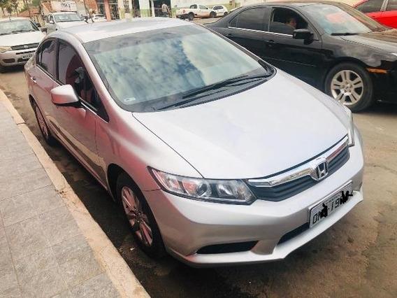 Honda Civic Automatico 1.8 Ano 2014/15