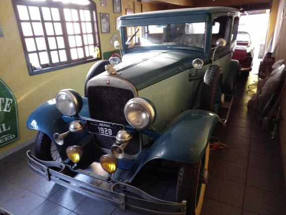 Chrysler Plymouth 1928