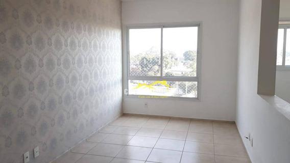 Apartamento Com 2 Dormitórios Para Alugar, 56 M² Por R$ 1.100/mês - Vila Santa Catarina - Americana/sp - Ap0578