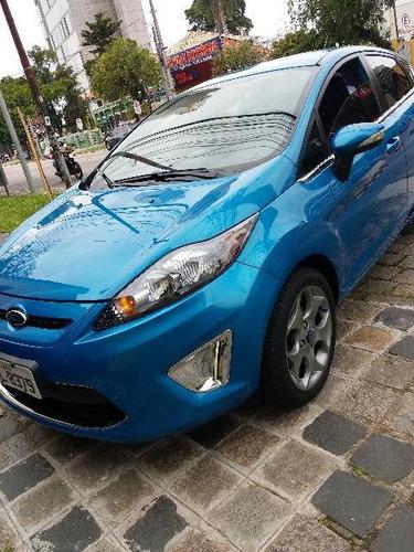 Ford Fiesta 2012 1.6 16v Se Flex 5p