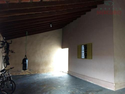 Casa Residencial À Venda, Vila Nova Santa Luzia, Bauru. - Ca2400