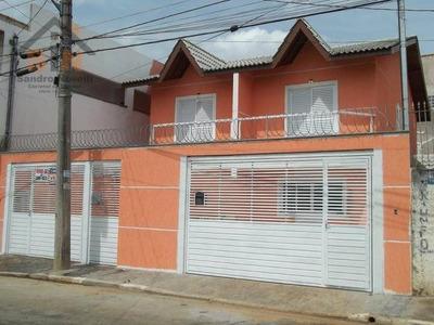 Sobrados 2 Dormitórios Residencial À Venda, Jardim Do Triunfo, Guarulhos. - So0062